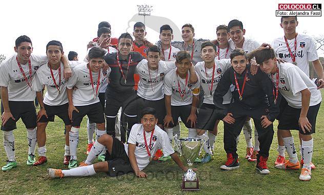 Sub-16-campeones