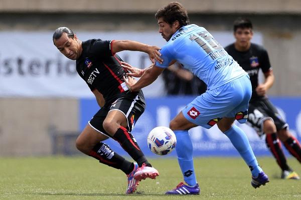Football, Iquique v Colo Colo