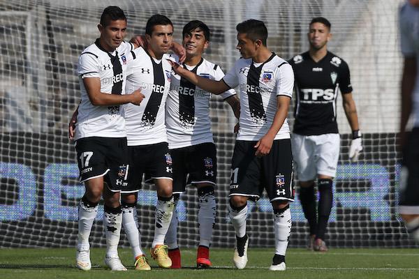 Futbol, Colo Colo v Santiago Wanderers