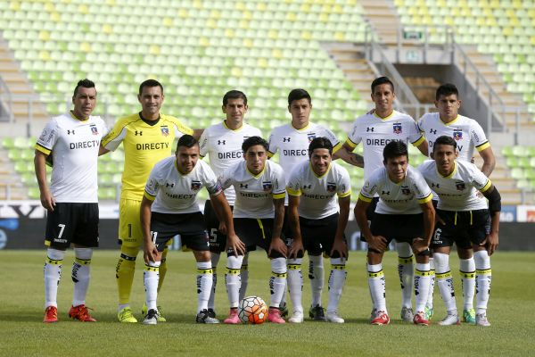 Santiago Wanderers v Colo Colo, decimoquinta fecha.