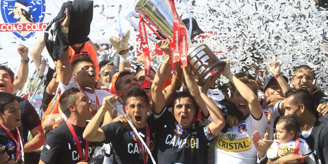 Colo Colo Campeon